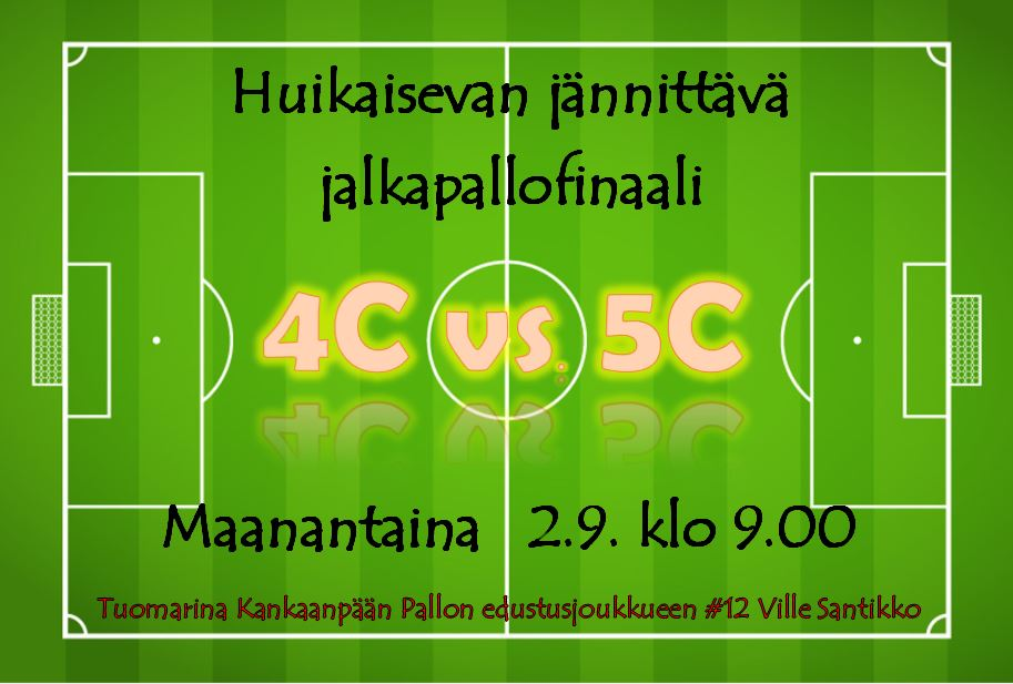 Jalkapallofinaali
